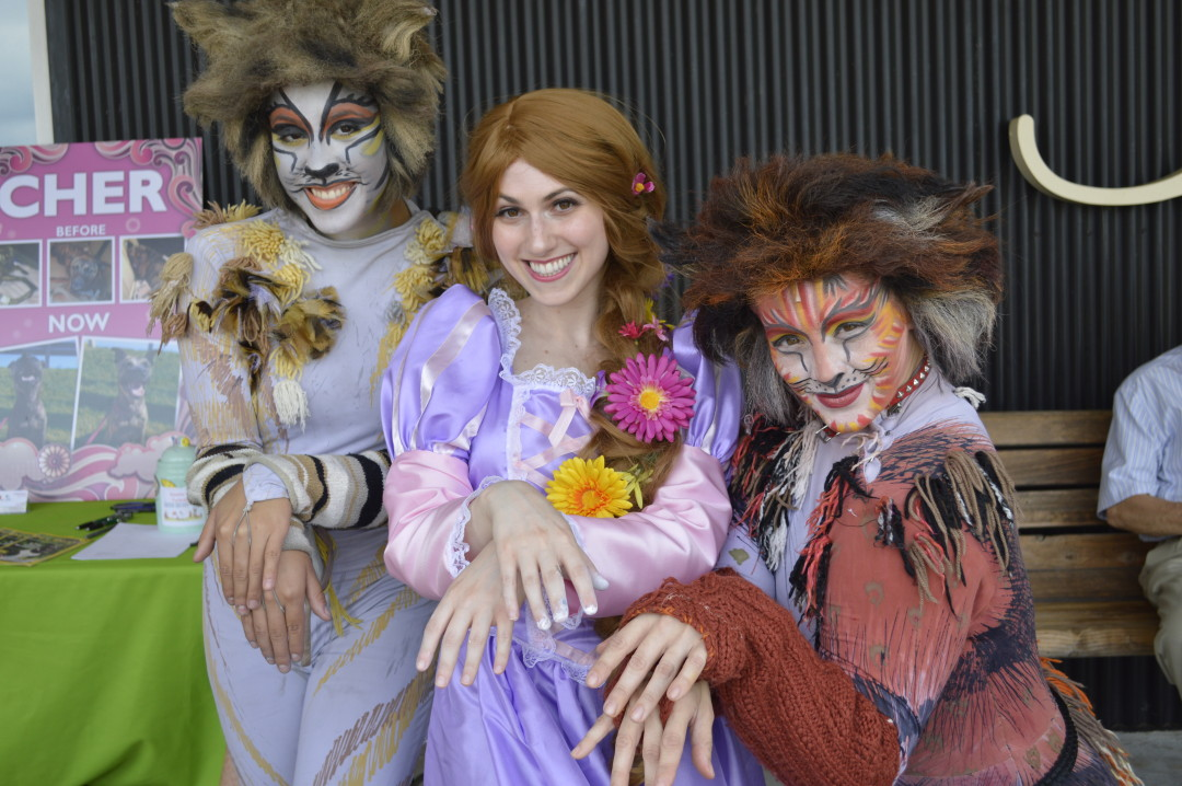 Flower Princess at Atlanta Lyric Theatre | CATS the Musical